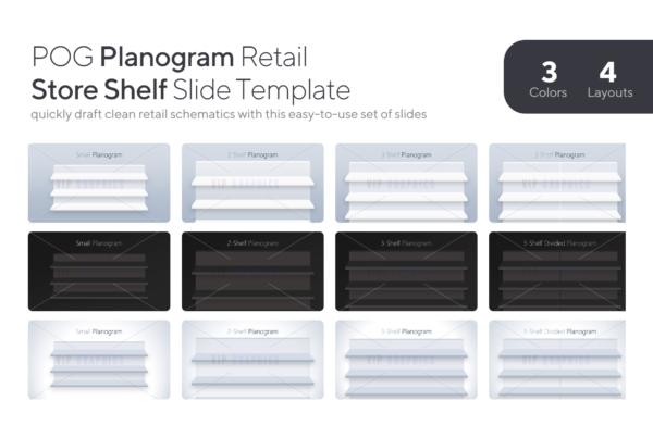 Planogram Template