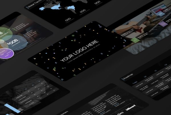 Music App Startup: Pitch Deck