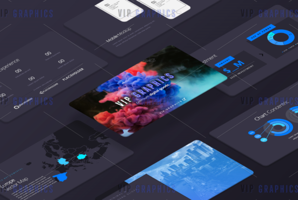 PSD Mockups for Adobe Photoshop