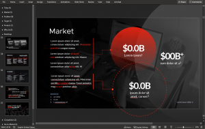 Edit the Accelerator & Pitch Contest Winning Slide Deck Template in PowerPoint