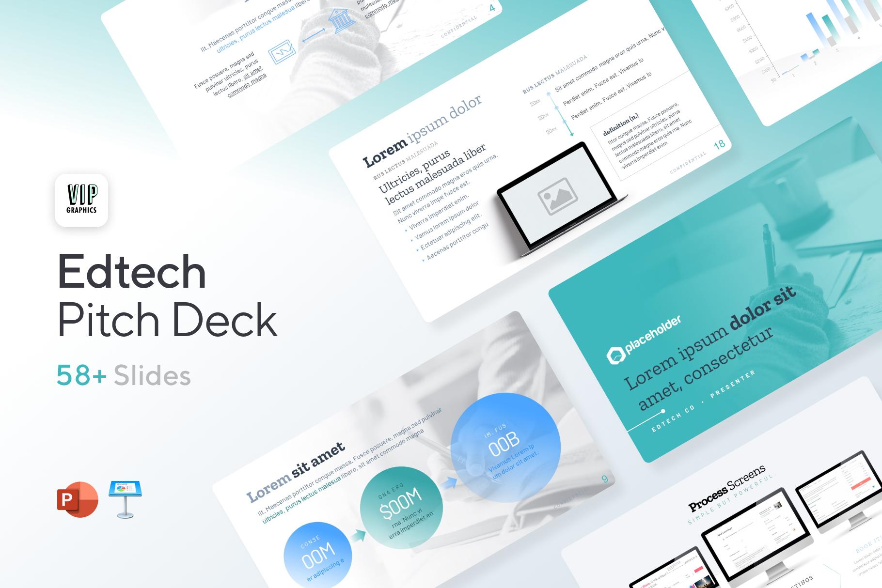EdTech Pitch Deck