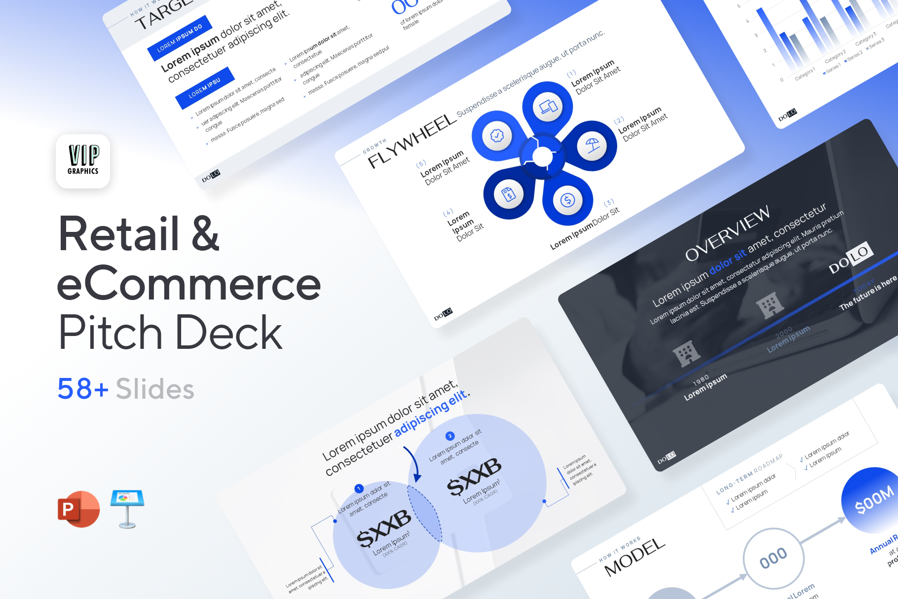 Retail & eCommerce Pitch Deck