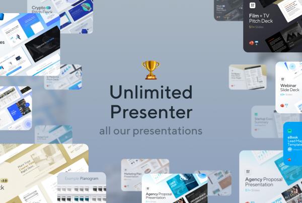 Unlimited Presenter - PowerPoint & Keynote Bundle